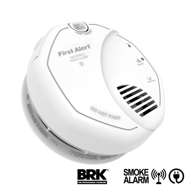brk wireless interconnect smoke alarm bridge unit sa520b moxee electronics inc. Black Bedroom Furniture Sets. Home Design Ideas