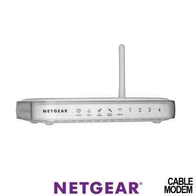 NETGEAR ● CG814WG
