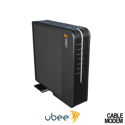 Ubee Cable Modem – DVW3201B | Moxee Electronics Inc