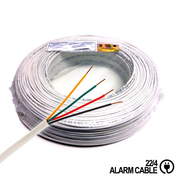 Alarm Cable / Wire – ALARM-22/4   Moxee Electronics Inc.