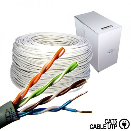 CABLE / WIRE ● UTP-CAT5