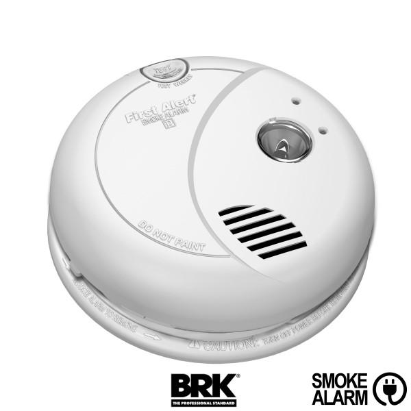 Photo Smoke Alarm w Escape Light – 7020B   Moxee Electronics