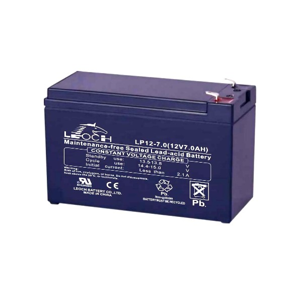 Battery 12v 7amp  U2013 Lp12